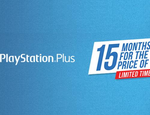 PlayStation Plus 12-Kuu Liikmeaeg 15ks kuuks