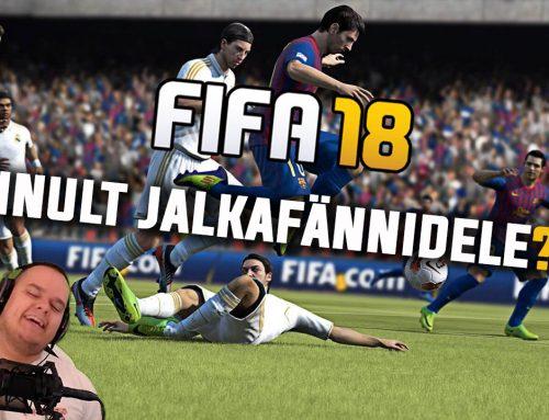 FIFA 18 – mitte ainult jalkafännidele