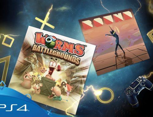 PlayStation Plus tasuta mängud – November 2017