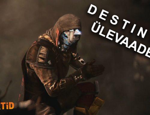 Destiny 2 – Kaunid kaadrid ja lõputu seiklus