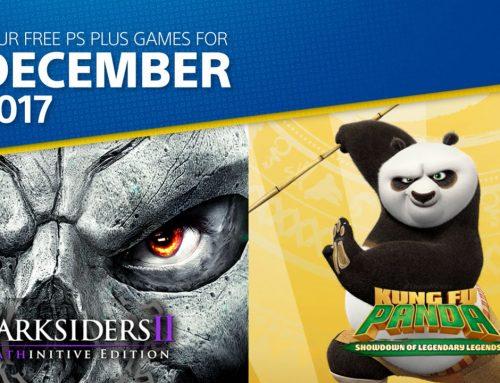 PlayStation Plus tasuta mängud – Detsember 2017