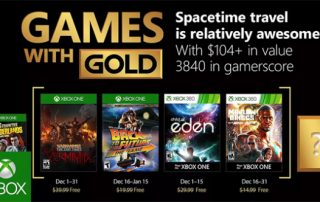Xbox Live Gold Detsember