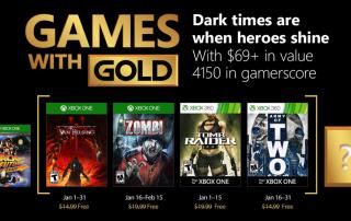 Xbox Live gold tasuta tooted