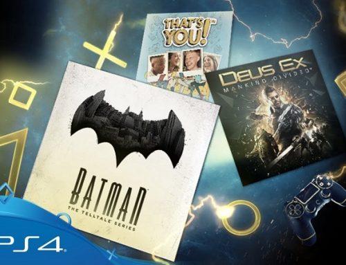 PlayStation Plus Tasuta Mängud – Jaanuar 2018