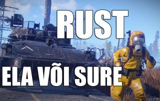 Rust Steam mängututvustus