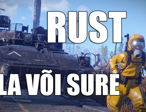 Rust – ellujäämiskursus seiklejatele