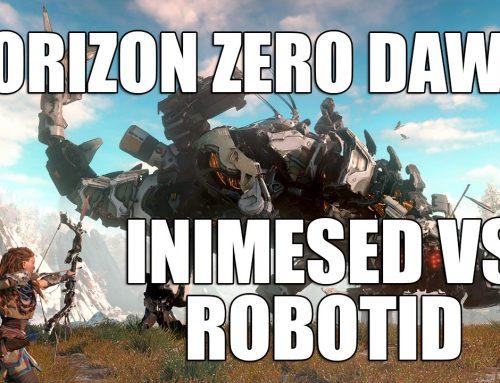 Horizon Zero Dawn – 2017. aasta üks nauditavamaid mänge