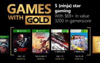 Xbox 360 Xbox One Live gold