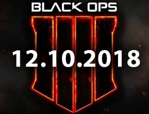Call of Duty 2018. aasta mänguks saab… Black Ops 4!