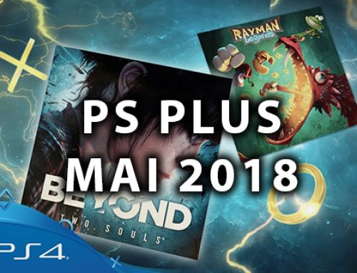 PlayStation Plus tasuta mängud – Mai 2018