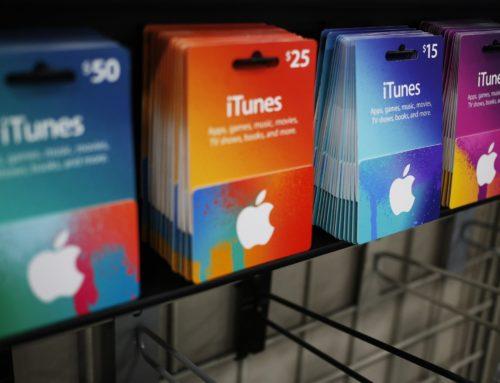 Hoiatus! Eestisse on jõudnud iTunes'i petuskeem
