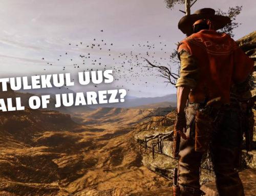 Call of Juarez õrritab võimalike uudistega
