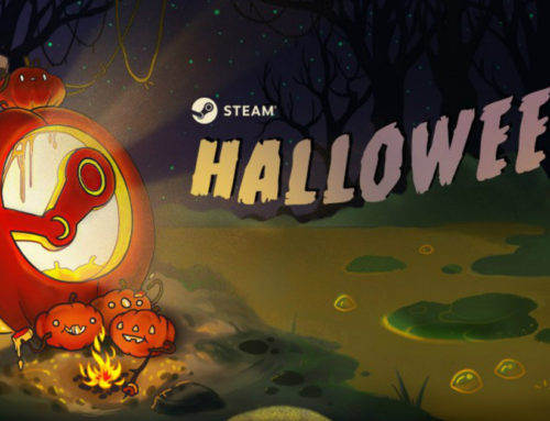 Steam Halloween Sale on täies hoos