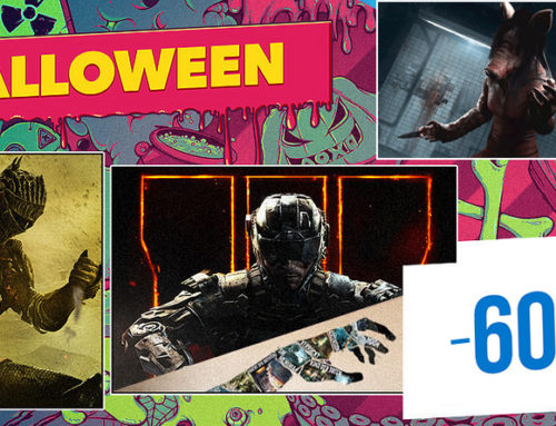 Alanud on suur PlayStationi Halloween Sale!