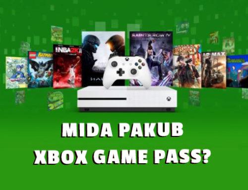 Mida pakub Xbox Game Passi teenus?