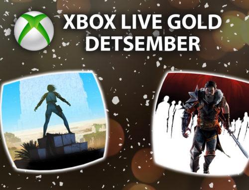 Xbox Live Gold tasuta mängud – Detsember 2018