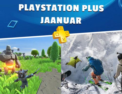 PlayStation Plus tasuta mängud – Jaanuar 2019