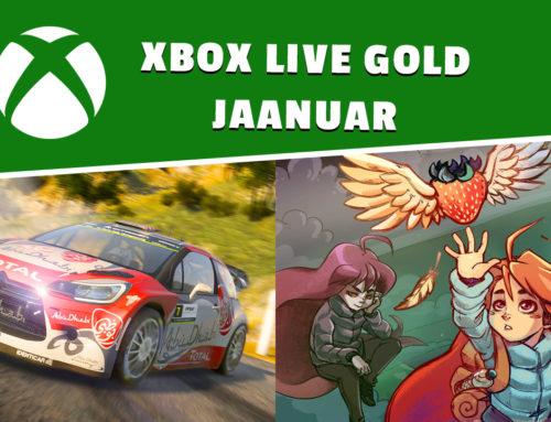 Xbox Live Gold tasuta mängud – Jaanuar 2019