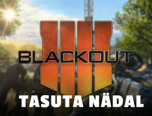 Proovi Black Ops 4: Blackouti TASUTA