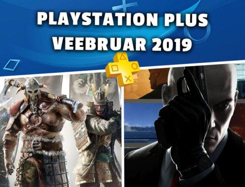 PlayStation Plus tasuta mängud – Veebruar 2019