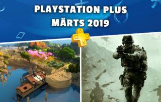 PlayStation Plus tasuta mängud märts 2019