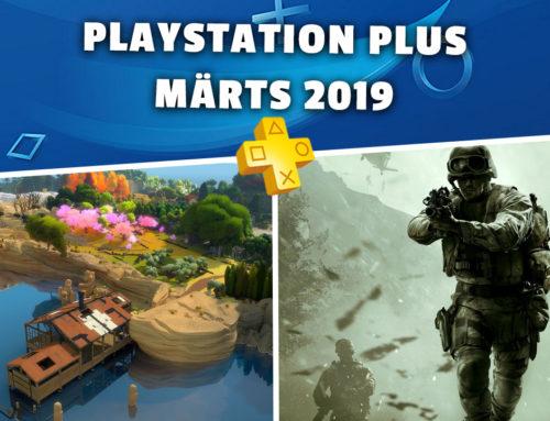 PlayStation Plus tasuta mängud – Märts 2019