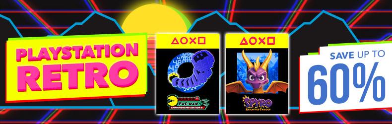 PlayStation Retro sooduskampaania