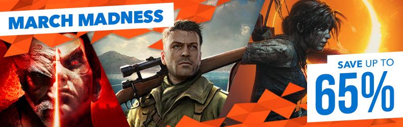 March Madness PlayStationi sooduskampaania