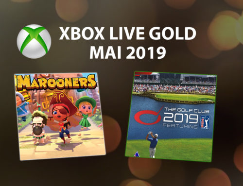 Xbox Live Gold tasuta mängud – Mai 2019