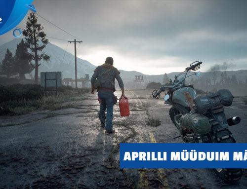 Days Gone oli PS Store'i aprilli müüduimaks mänguks