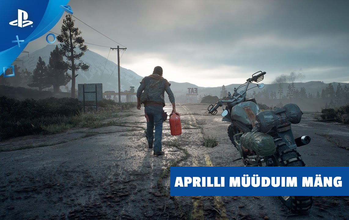 Days Gone Ps Store