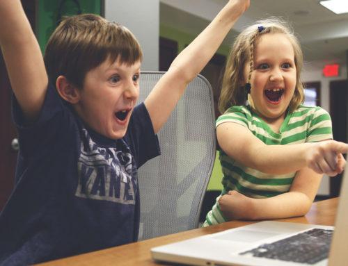Kuidas leida lapsele eakohane videomäng?