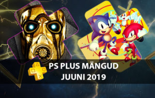 PSN Plus June 2019