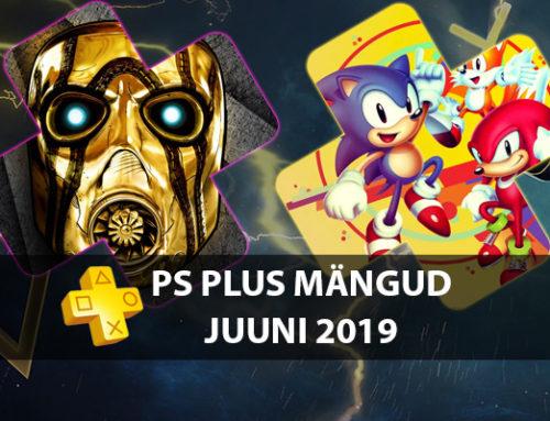 PlayStation Plus tasuta mängud – Juuni 2019