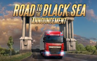 Road to the Black Sea ETS 2 lisapakk