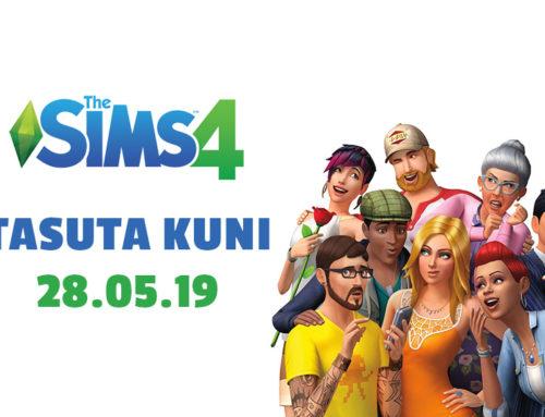 Kiirusta! The Sims 4 piiratud aega täiesti TASUTA!