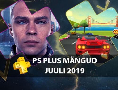 PlayStation Plus tasuta mängud – Juuli 2019