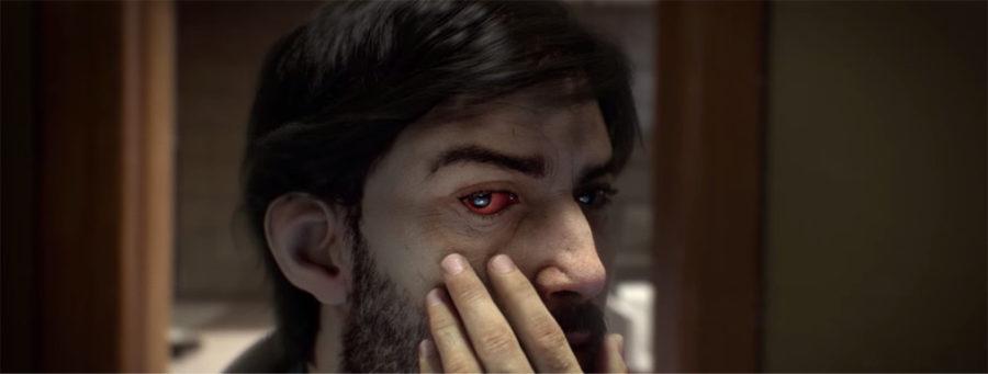 silmade puhkamine prey videomäng