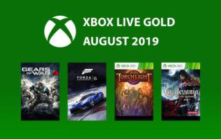 xbox live gold august tasuta mängud