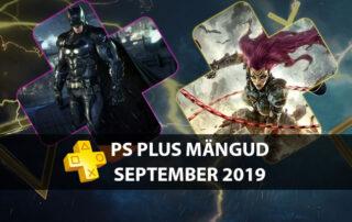 playstation plus tasuta mängud september 2019 punktid