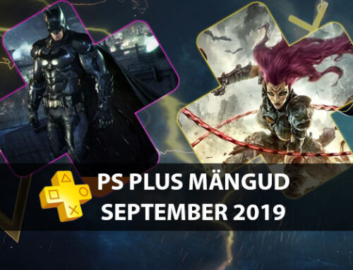PlayStation Plus tasuta mängud – September 2019