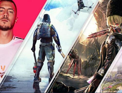 Selle nädala uued mängud PS Store's