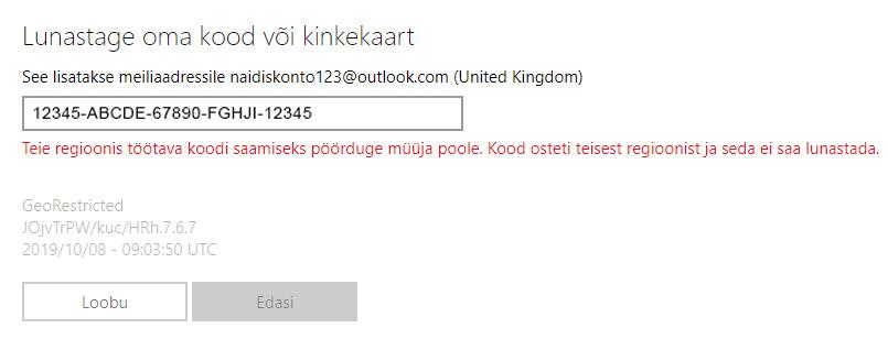Xbox Eesti IP Aadressi Probleem Kontrollimine