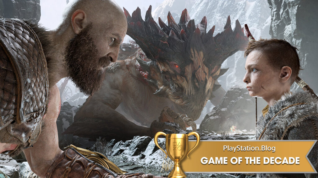 God of War PS4 Game fo the Year