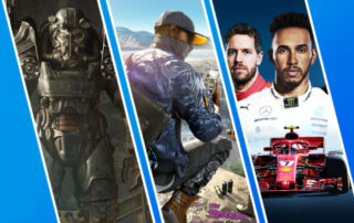 PS4 Mängude soodusmüük