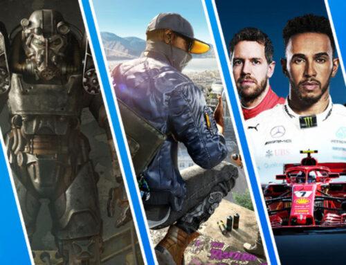 PS4 mängud vähema kui 20€ eest