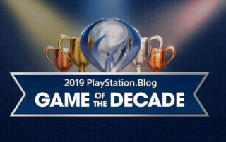 PlayStation Game of the Decade Winners list PS4
