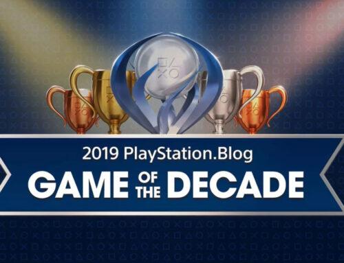 PlayStationi kümnendi parimad mängud