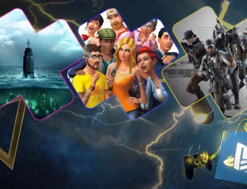 PlayStation Plus tasuta mängud – Veebruar 2020