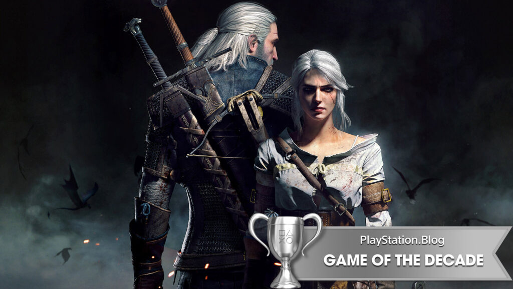 The Witcher 3 Wild Hunt PS4 Game of the Year